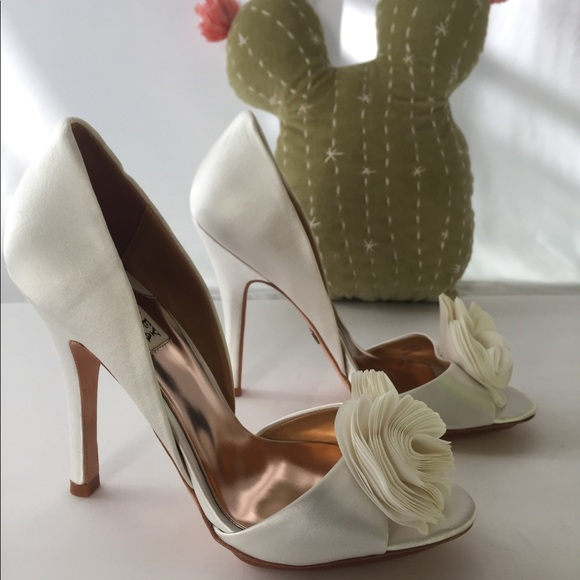 db859cfc91d8 Badgley Mischka Shoes - New Badgley Mischka (Randall D Orsay Pump) ...